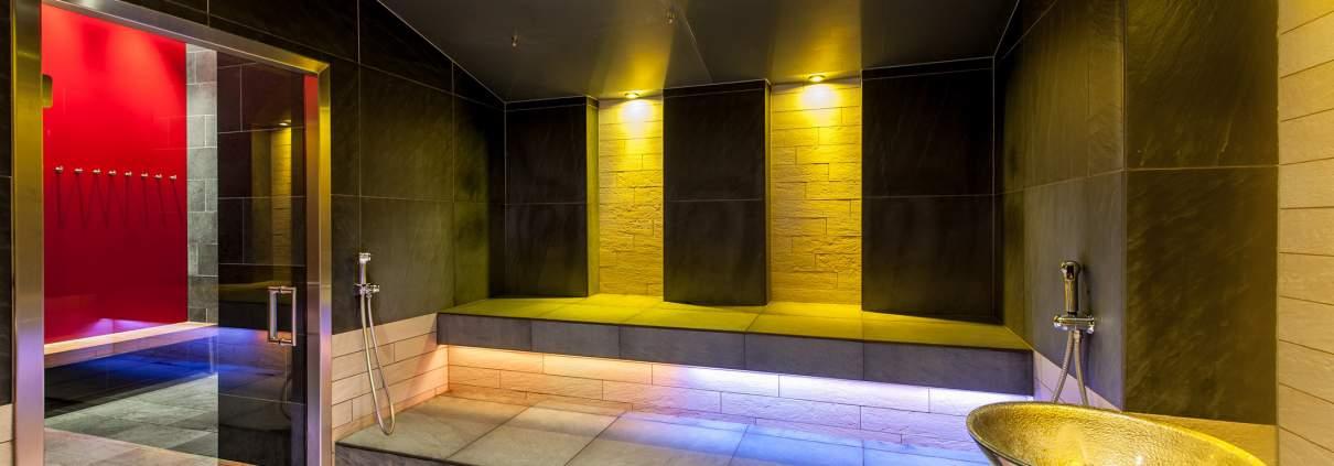 Dampfbad Sauna Wellness