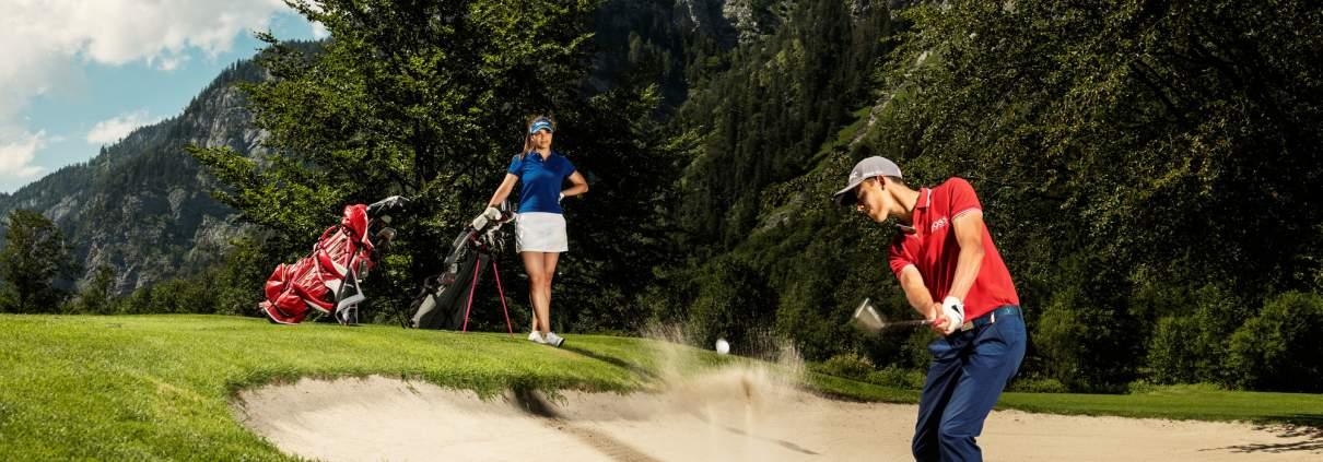 Golf_SalzburgerLand_Sommer