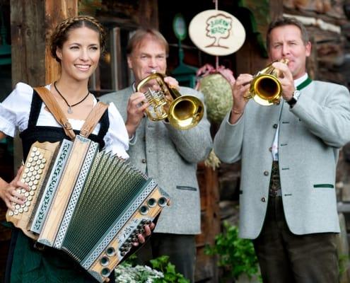 Bauernherbst Musikanten