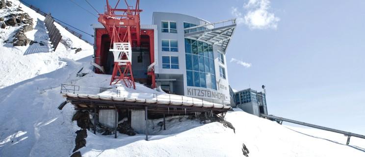 Kitzsteinhorn-Gipfelstation