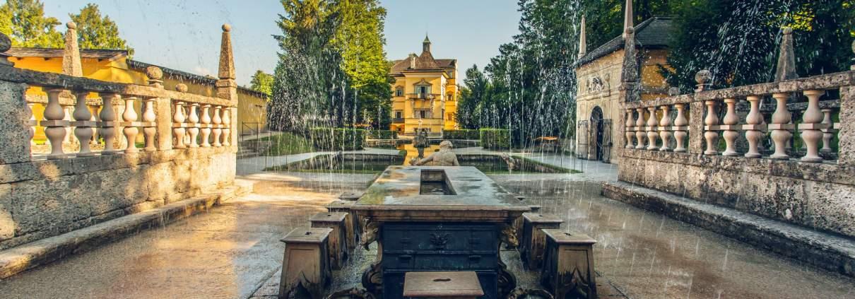 Wasserspiele Salzburg